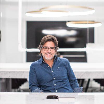 Carlos Sluman, dueño de Beliv